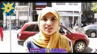 بالفيديو: الشارع المصري مسلميين ومسيحيين يرفضون دعوة خلع الحجاب