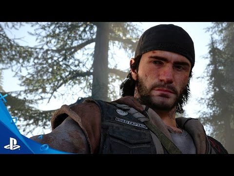 Days Gone - E3 2016 Announce Trailer | PS4