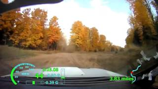 Lake Superior Rally 2015 SS14 - Gill/Harrell