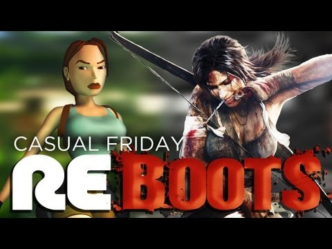 What Franchise Needs a Reboot? CASUAL FRIDAY