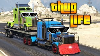 GTA 5 ONLINE : THUG LIFE AND FUNNY MOMENTS (WINS, STUNTS AND FAILS #137)