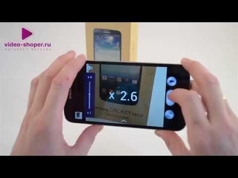 Обзор Samsung Galaxy Mega