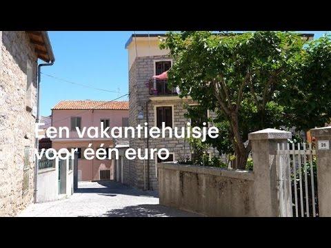 Op Sardinië koop je een huis voor maar één euro - RTL NIEUWS
