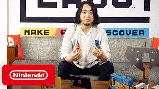 Nintendo Labo - Director Insights, Part 3