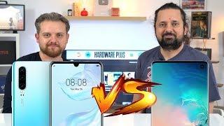 Huawei P30 mu, Samsung Galaxy S10 mu? (Aycan Ay)
