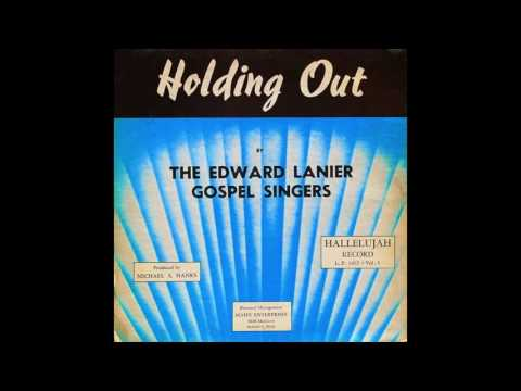 This World Is Not My Home-The Edward LaNier Gospel Singers