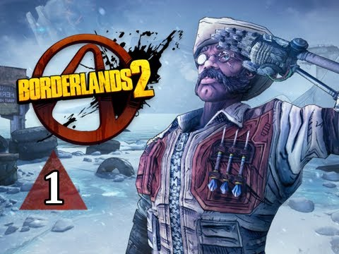 Borderlands 2 Walkthrough - Part 1 Sir Hammerlock's Big Game Hunt DLC 1080p PC