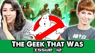 Ghostbusters Reboot Breaks The Internet!!! - TGTW ISSUE #12