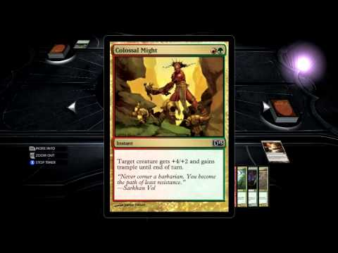 Win or Bin  Berzerker Rage gm 2 - WMG Magic 2013