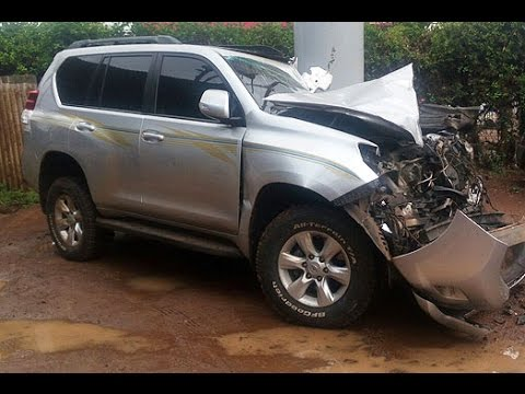 Kenyan athlete Yego comments on his car accident