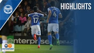 HIGHLIGHTS | Peterborough United vs Northampton Town