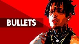 "Download Lagu ""BULLETS"" Dark Trap Beat Instrumental 2018 | Hard Lit Rap Hiphop Freestyle Trap Type Beats | Free DL Gratis STAFABAND"