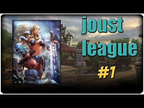 SMITE | Joust League con Freya [Smite en Español]