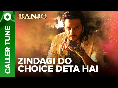 "Set ""Zindagi Do Choice Deta Hai"" as your Caller Tune 
