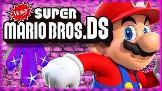 Newer Super Mario Bros en LIVE