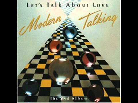 Modern Talking - With a little love  Lyrics