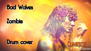Download Lagu Bad Wolves - Zombie (drum cover) Gratis STAFABAND