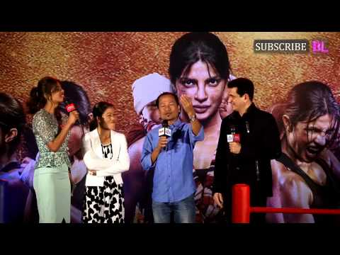 Priyanka Chopra launches Mary Kom's music Part 4