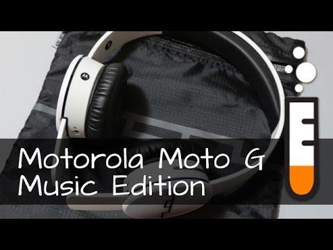Moto G Motorola Dual Music Edition Smartphone XT1033 - Resenha Brasil