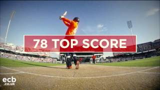 Jason Roy on fire at the ICC World T20