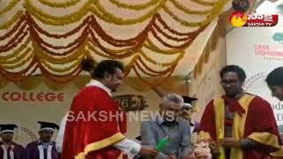 7th Graduation Day Celebrations - Sree Vidyanikethan ||  శ్రీ విద్యానికేతన్లో గ్రాడ్యుయేషన్ డే