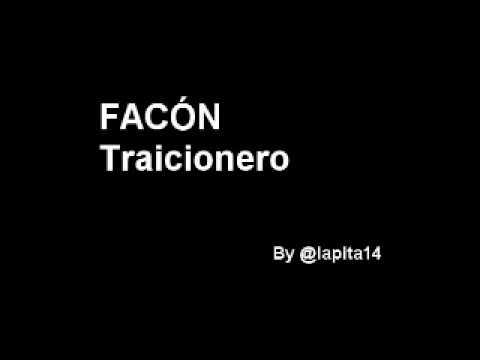 Facón - Traicionero