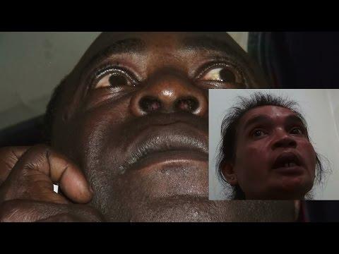 Old Nigerian student drug-dealer busted แก๊งไนจีเรีย  สน คลองตัน