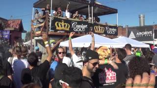 Caviar Gold Booth 420 Party & More - 2014 Seattle High Times Cannabis Cup