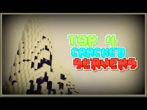 Minecraft - Top 4 cracked servers