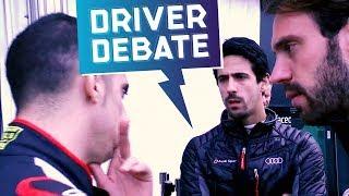 Spy Cam Drivers Race Director Debate Abb Fia Formula E Championship