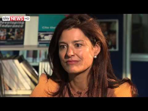 Nick Clegg's Wife On Juggling Career And Family Life