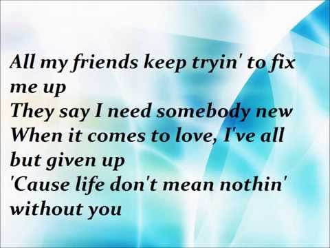 Vince Gill - Trying to get over you lyrics