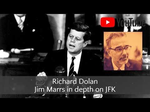 Jim Marrs on The Richard Dolan Show, 1/26/13