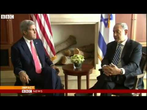 BBC News   John Kerry aims to revive Israeli Palestinian peace talks