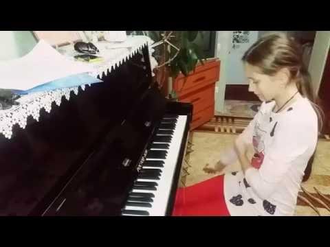 Равина Г. - Гармонический этюд (Соч. 50, №28)