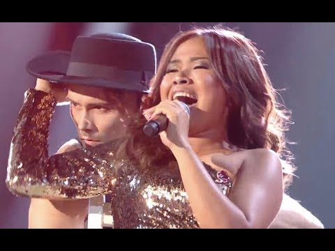 Filipino Angel Sings AWESOME J Lo Track, Stunning Everyone | Live Show | The X Factor UK 2017