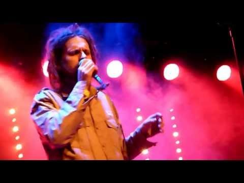 Pura Vida ft. Congo 'Ashanti' Roy 18-02-2012 Warande/Turnhout/B