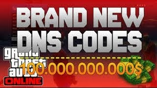 GTA 5 Online DNS CODES After Patch 1.27 And 1.28