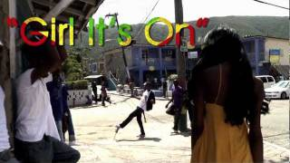 DJ NAT'S & SIZZLA KALONJI - Girl it's on (NAT'S PROD OFFICIEL VIDEO)