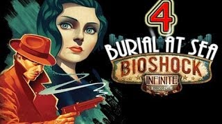 Прохождение BioShock Infinite Burial At Sea Episode One- #4