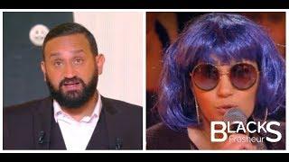 CYRIL HANOUNA a refusé de donner le parole à les opprimés de Blackface