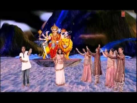 Maiya Tera Lakh Lakh Shukrana Anuradha Paudwal Lokesh Garg Full...