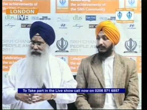 11.03.2012 - Beadbi, Dera Baba Vadbhag Singh, Sgpc Vs Satkaar Committee, Bhai Amrik Singh video