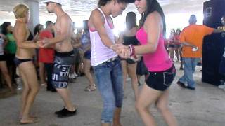 Idanira  y Hector