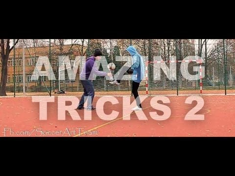 Amazing Football Tricks 2 || POLAND