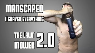 Manscaped The Plow 2.0 & The Ultimate Review | I Shave Everything!!!