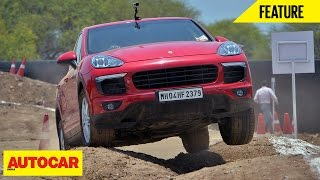 Porsche Off-Road Experience | Feature | Autocar India