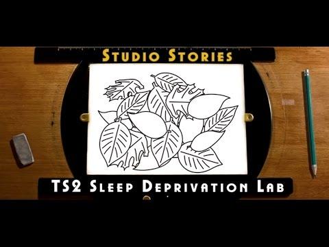 PIXAR  Studio Stories : C Sleep Deprivation Lab - TOY STORY
