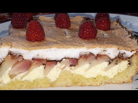 Яблочный пирог «ВОСХИЩЕНИЕ». Такая вкусная выпечка  порадует и близких и гостей. Простой рецепт
