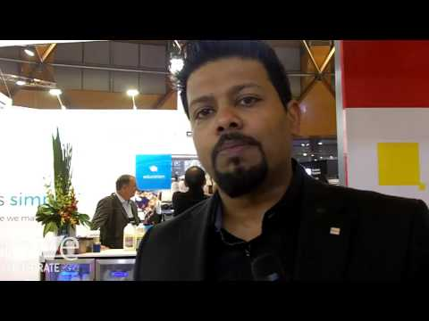 Integrate 2016: Ricoh Features Portable Collaboration Meeting Solution